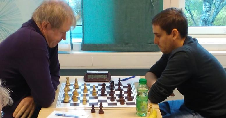 Sjakk i Trondheim - Knut Brokstad Minneturnering