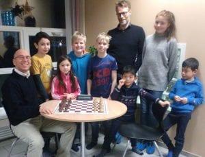 Lær sjakk riktig helt fra starten - spillerutvikling.