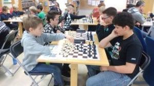 Barnesjakk på Frøya - sjakkturnering for barn og ungdom.