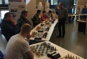 Stormesterbesøk til Hell Sjakklubb - spillerutvikling