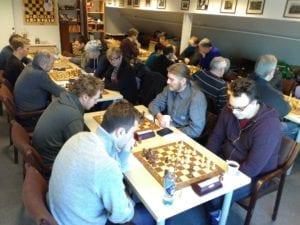 Midtnorgeserien i sjakk avdeling Trøndelag
