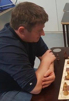 Sjakktrener Torbjørn Dahl