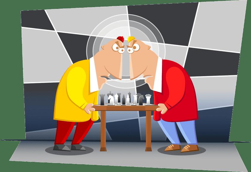 Sjakktrening for voksne