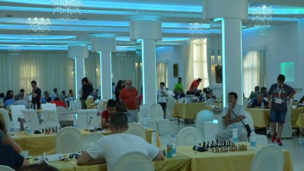 Spillelokalene under Silver Lake Chess Festival 2018