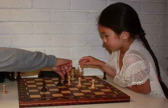 Barnesjakk i Trondheim - spillerutvikling i sjakk - Hell Sjakklubb