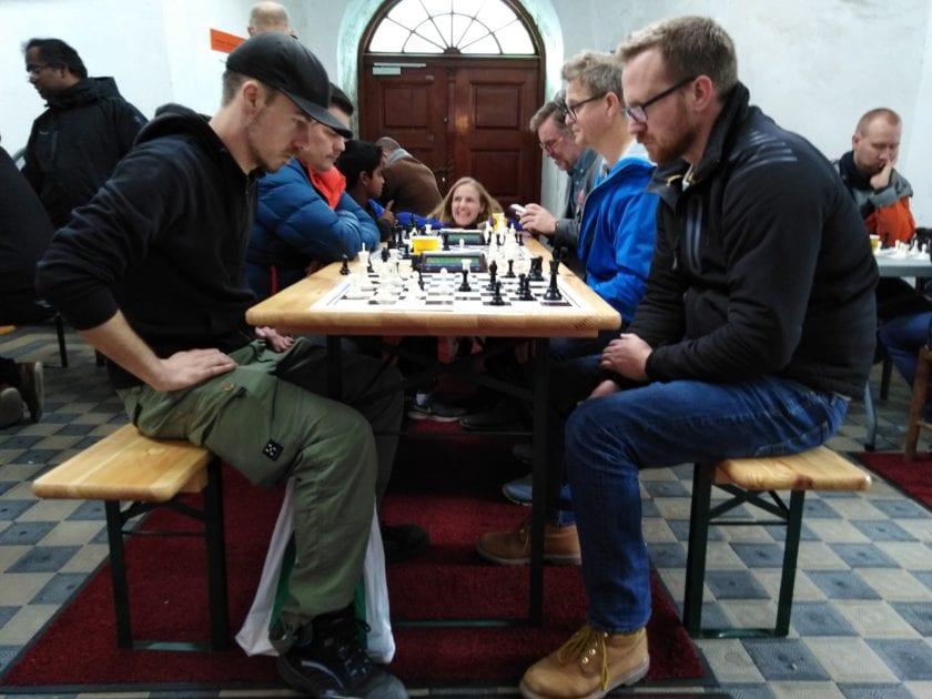 Lewis Chessmen kommer opprinnelig fra Trondheim. Lewisbrikkene stammer fra Trondheim.