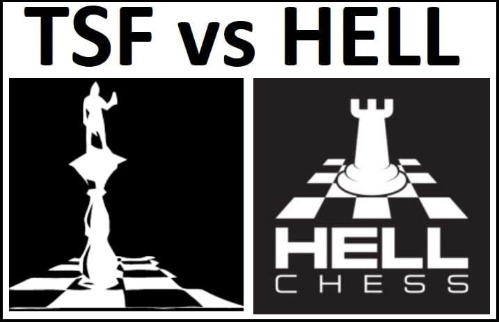 Lagkamp mellom de to største sjakklubbene i Trøndelag - Olavshallen i Trondheim.