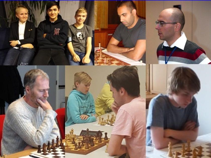 Spillerutvikling med Hell Sjakklubb.