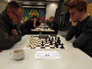 Sjakk i Trondheim - turnering