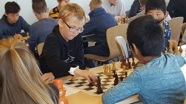 Spillerutvikling i sjakk - Trondheim sjakk - spille sjakk Trondheim