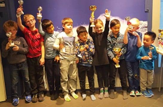 Kretsmesterskap for barn og ungdom 2018  -  Trondheim Sjakk