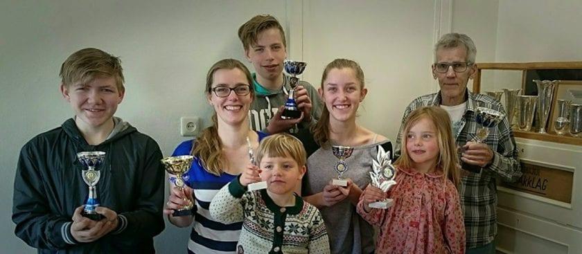 Kretsmesterskap for skolelag 2019 i Steinkjer