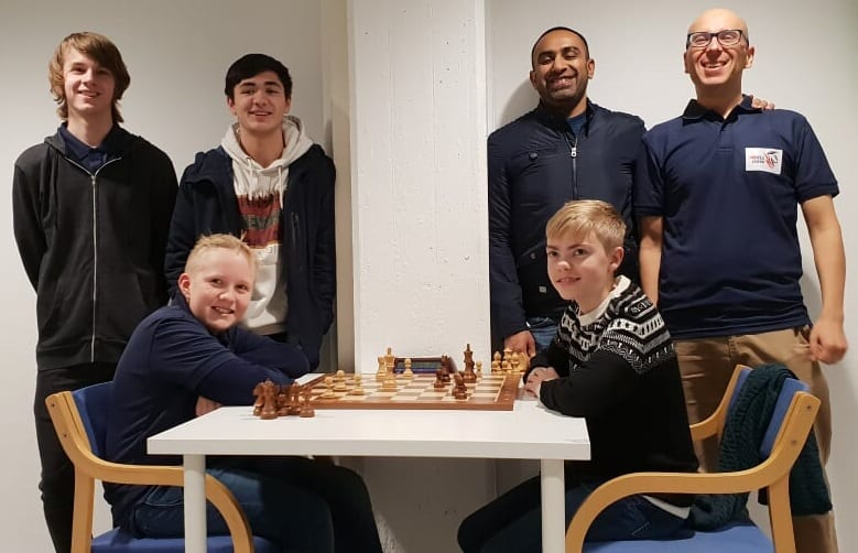 Fra sjakk i skolen til Eliteserine i sjakk.