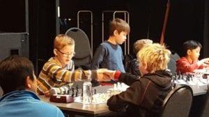 Sjakk i Trondheim - Olavshallen - Hell Sjakklubb