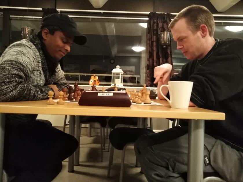 Hell Sjakklubb - spillerutvikling i Trondheim og Stjørdal