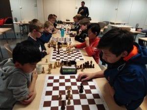 Spillerutvikling, sjakktrening og sjakkundervisning på Tirsdagsakademiet i Trondheim.