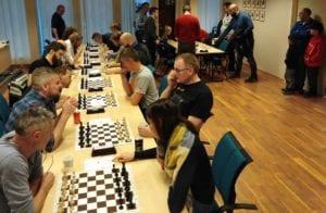 Frostating julelyn Grand Prix 2018 - Levanger Sjakklubb