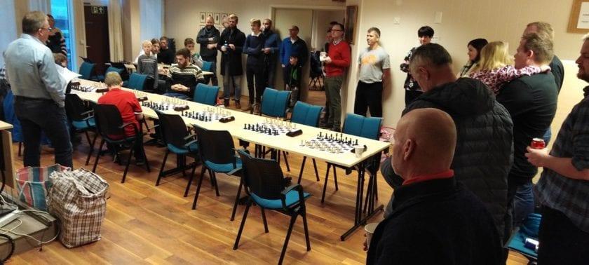 Frostating julelyn - Levanger Sjakklubb