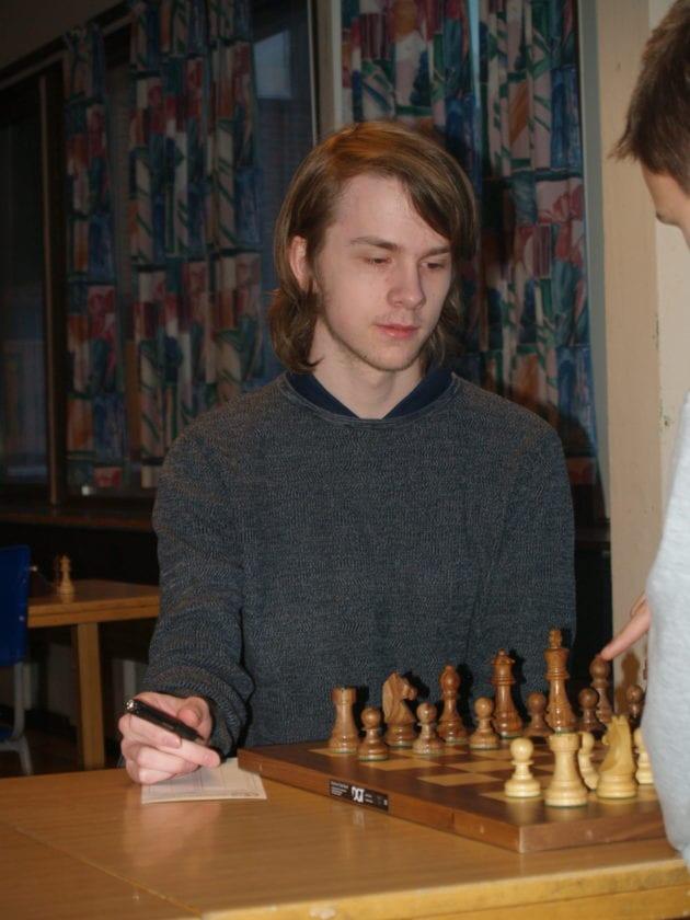 Andreas Gangstad Rygg - Hell Sjakklubb