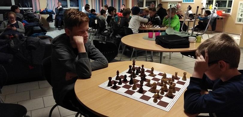 Lær sjakk i Trondheim
