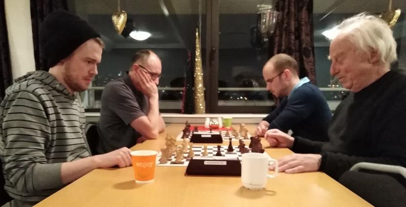 Sjakk i Trondheim - Lær sjakk - Hell Sjakklubb