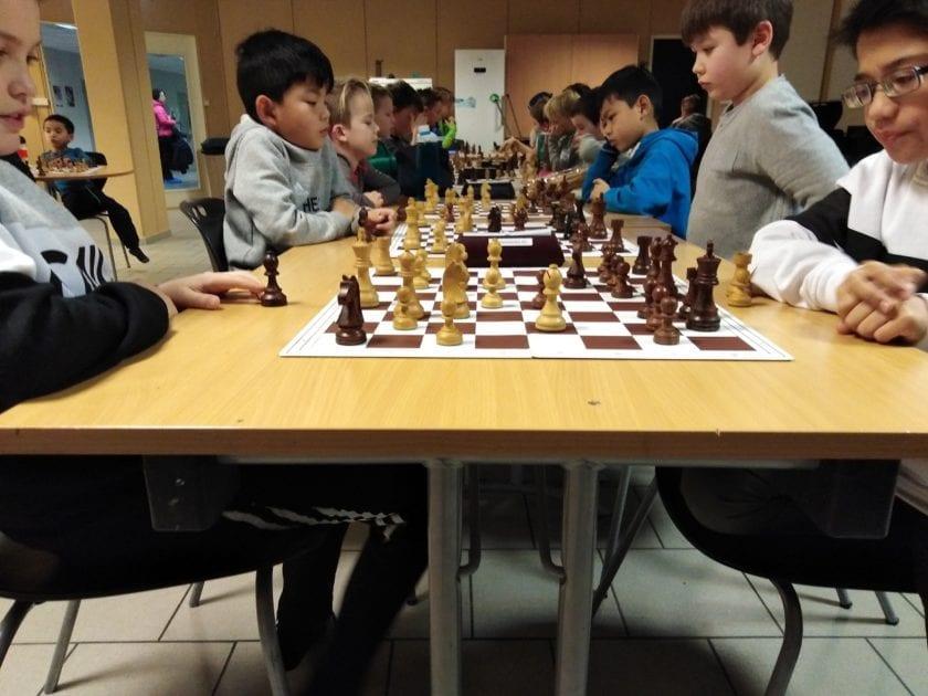 Bli bedre i sjakk - Tirsdagsakademiet