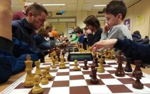Lær sjakk i Stjørdal