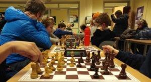 Lær sjakk i Stjørdal - Mandagsakademiet og Hell Sjakklubb.