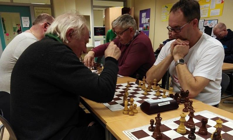 Sjakkspilling i Stjørdal - Lær sjakk på Mandagsakademiet.