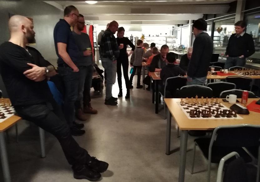 Spille sjakk - Trondheim