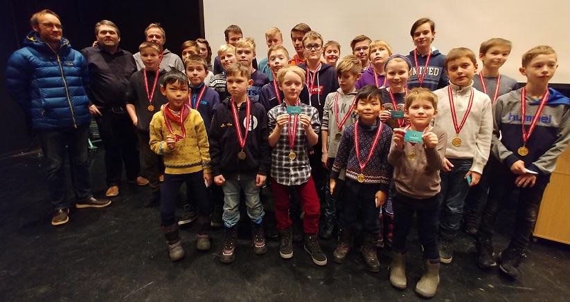Spillerutvikling og miljøbygging i barne- og ungdomssjakk