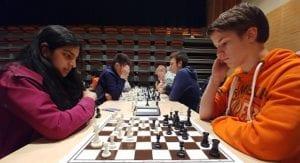 Spillerutvikling og samarbeid i sjakk