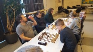 Spille sjakk i Trøndelag - Hell Sjakklubb