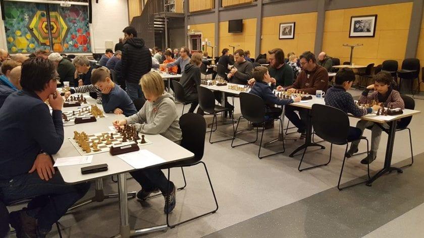 Sjakk i Trondheim og Stjørdal - Hell Sjakklubb