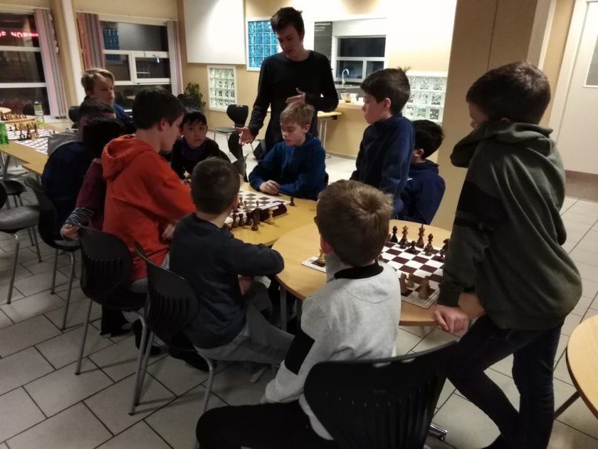 Spille sjakk i Trondheim - Hell SJakklubb