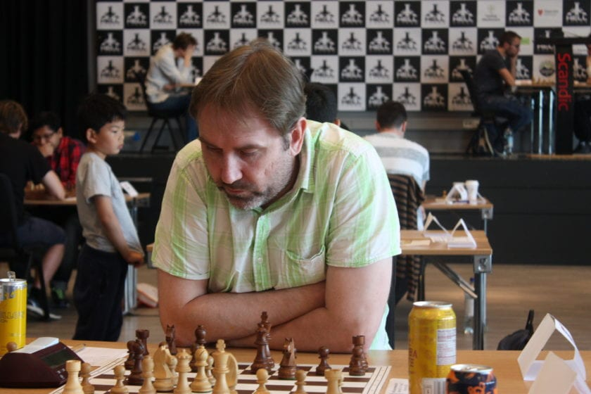 Carl Christian Aarnes (Nordstrand Sjakklubb) vant Hell Chess International 2019 gruppe b.