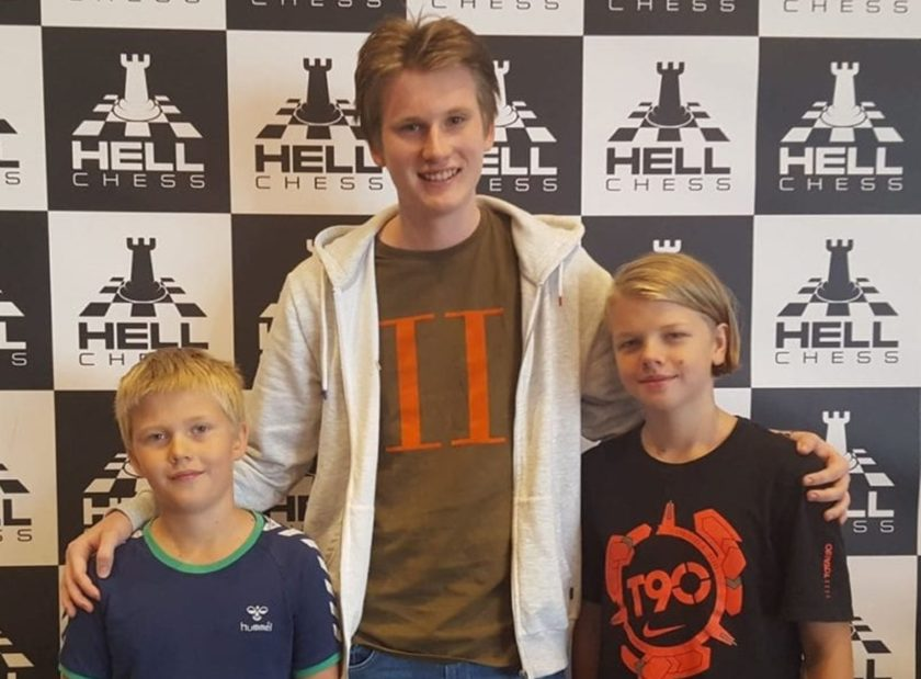 Hell Chess International 2019