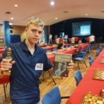 Alexander med sterk sluttspurt i Calvia Chess Festival 2019