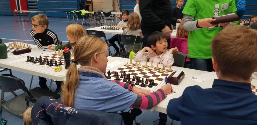 yngste sjakkspiller