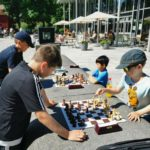 Åpen sjakkdag i Trondheim