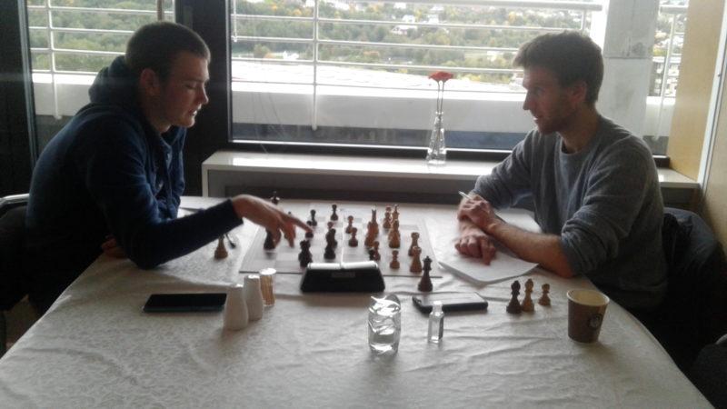 The Lewis Chessmen Master 2020