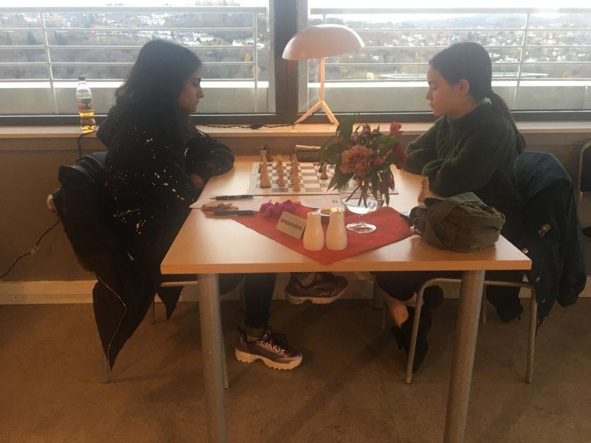 Alisha Shehzad og Lykke Merlot Helliesen - Hell Grand Prix 2020
