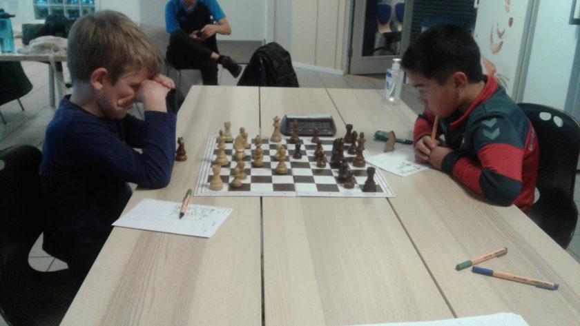 Sjakk i Trondheim og Stjørdal